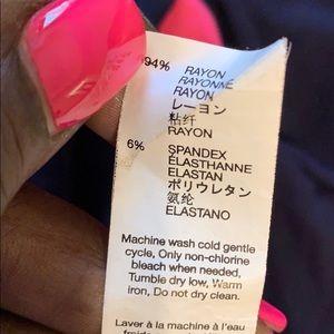 GAP Dresses - Beautiful Navy and Pink Strapless Maxi Dress